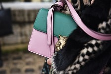 Anna dello Russo (detail), Vogue Japan
