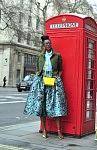 Marsha Campbell, London