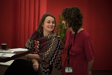 Véronique Acerbis de Igerstoulouse et Claire Alicot