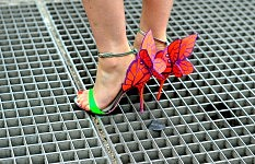 Sophia Webster shoes, March 2015