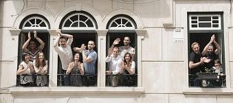 Iberlinguas à leurs fenêtres