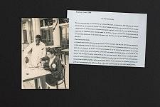 Lettre et photo de Catarina, la soeur d'Afrique