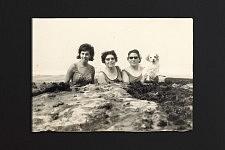Photo de vacances de Fernanda avec sa soeur et leur mère