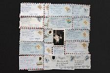 Montage de la correspondance malheureuse de Guilherme amoureux de Maria de Lourdes