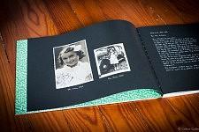 """Les images des deux soeurs qui ne se connaissent pas du livre """"Accepte-le, Un Album portugais 1919-1979"""" de Céline Gaille"""