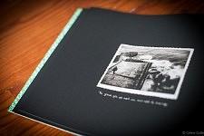 """Dernière image du vivant de Rodrigo, qui a élevé Fernanda dans le livre """"Accepte-le, Un Album portugais 1919-1979"""" de Céline Gaille"""