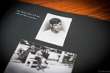 """La jeunesse de la petite soeur de Guilherme dans Le livre """"Accepte-le, Un Album portugais 1919-1979"""" de Céline Gaille"""