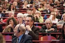Public for the ICCEC 2014, Ecole de Médecine, Paris. Le public de l'ICCEC 2014, Ecole de médecine, Paris.