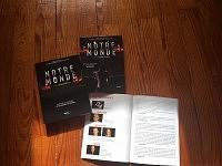 Dvd et livret intérieur - Notre Monde de Thomas Lacoste, Agat Films & Cie