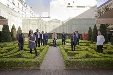 Membres du Jury pour le Prix Coal, 2013