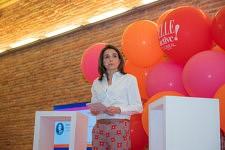 Anne-Cécile Sarfati, journaliste et Rédactrice en chef de Elle magazine