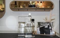 Memo Bottle au Concept Store L'interprète, Toulouse, septembre 2017.