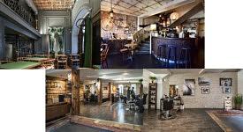 Brasseries L'Officina Gusto et Chez Maurice, Salon de coiffure Sophie Gamard