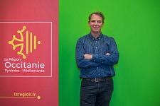 Ludovic Beaurepaire, Panierl Local, avant la la Table ronde de la Ferme Digitale au Salon Regal 2017