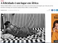 Article publié dans le quotidien national portugais Publico sur le Festival Encontros da Imagem à Braga, 2016