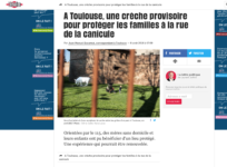 Article Web de Libération, 12 Août 2018