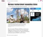 Libération - 3 octobre 2019