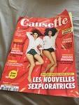 """Reportage photo  """"De boue les femmes"""" Causette Eté 2019"""