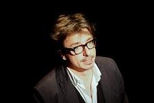 Thomas Lacoste, réalisateur, à la Maison des Métallos lors de la soirée de Notre Monde, 2012.