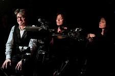 Equipe de tournage de Notre Monde de Thomas Lacoste, 2012.