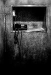 Le vieux téléphone à l'Hôtel Astoria, Coimbra, 2015.