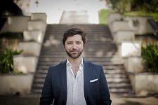 Daniel de Castro, directeur de start up et entrepreneur au Portugal