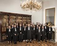 Portrait de groupe, ordre des avocats de Toulouse, 6 octobre 2020