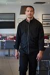 Nicolas Bodart, Chef cuisinier du Restaurant L'instant T Ibis Style, Toulouse, octobre 2017.
